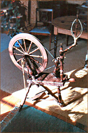 To Spinning Wheel Restoration Page